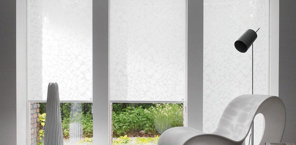 Cortinas estores firma gradulux 2 3 telar decoraci n textil - Stores y cortinas ...