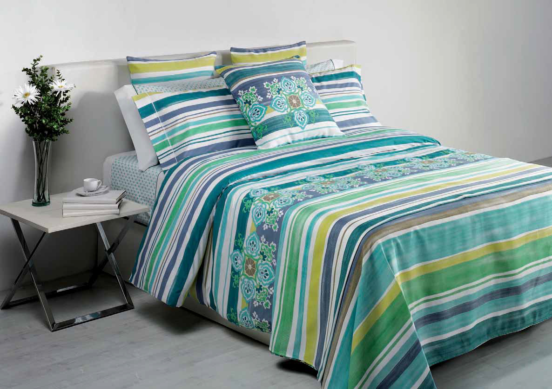 Colcha cama de 150 bassols villaba interiorismo telar - Colchas para camas de 150 ...